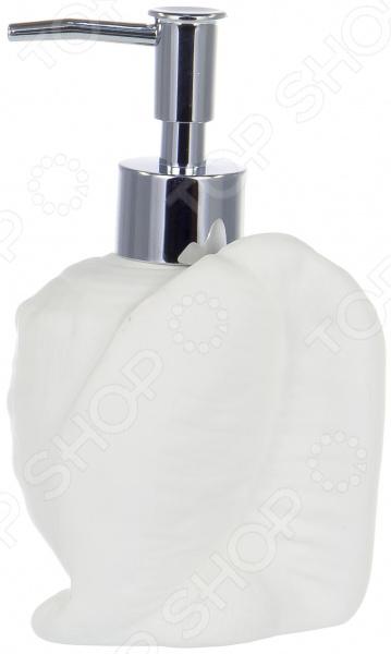Диспенсер для жидкого мыла Elrington ZM-1310347-01