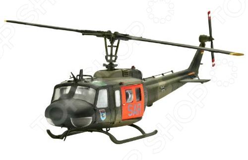 Сборная модель вертолета Revell Bell UH-1D «SAR» сборная модель вертолета revell a 109 k2