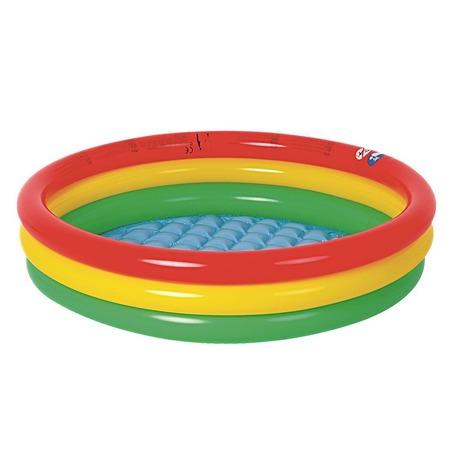 Купить Бассейн надувной Jilong Round Baby Pool