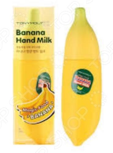 Крем для рук TONY MOLY Magic Food с бананом цена 2017
