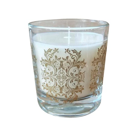 Купить Свеча ароматизированная в стеклянном стакане