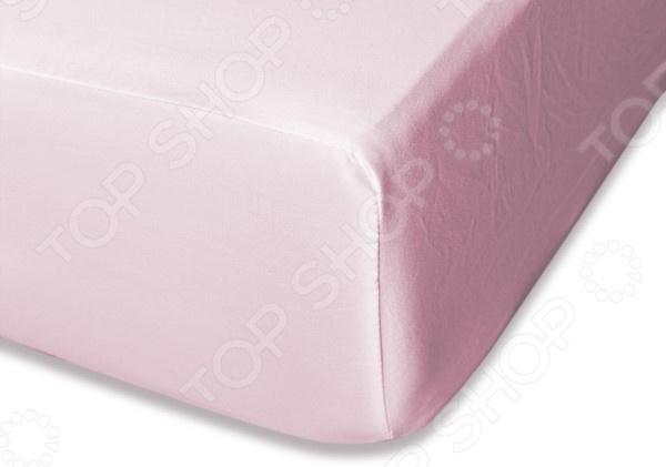 Простыня на резинке Cleo 038-MS простыня на резинке cleo 160х200 см cl