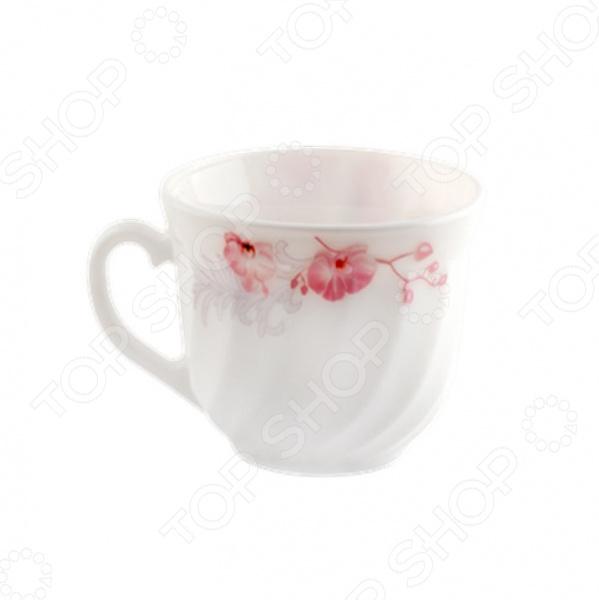 Чашка чайная Miolla «Орхидея»