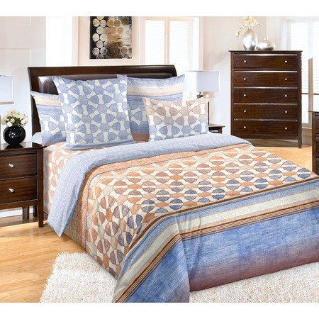 Купить Комплект постельного белья Королевское Искушение «Индиго». Евро