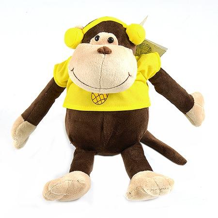 Купить Мягкая игрушка Gulliver «Обезьянка Ананасик»