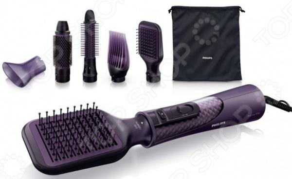 Фен-щетка Philips HP8656/00 ga ma 03121 фен щетка для волос