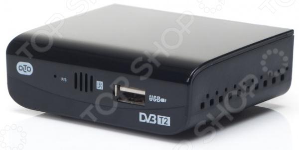 Телевизионный ресивер OLTO HDT2-1002