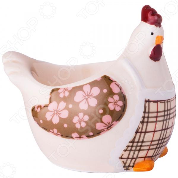Подставка для яйца Lefard «Кружевная пасха» 493-684