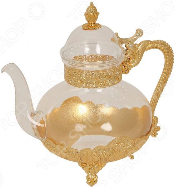 Чайник заварочный MARQUIS 7145-MR чайник заварочный marquis 300 мл 8026 mr