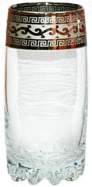 Набор стаканов Гусь Хрустальный «Версаче» с фигурным дном sennheiser cx 300 ii precision black наушники