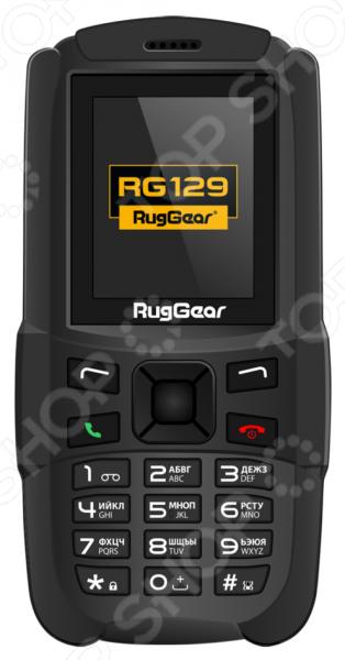 Телефон RugGear «Двойной удар» телефон