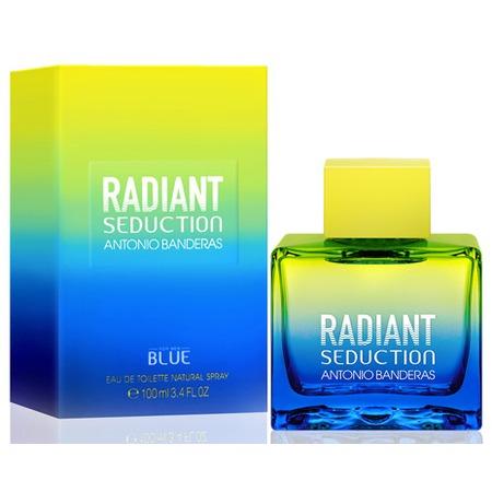 Купить Туалетная вода для мужчин Antonio Banderas Radiant Blue Seduction M, 100 мл
