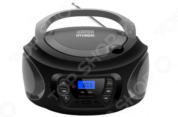Магнитола Hyundai H-PCD380