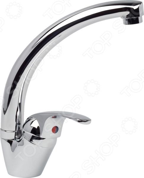Смеситель для кухни боковой Argo Echo 35-03 argo смеситель для ванны echo d 35