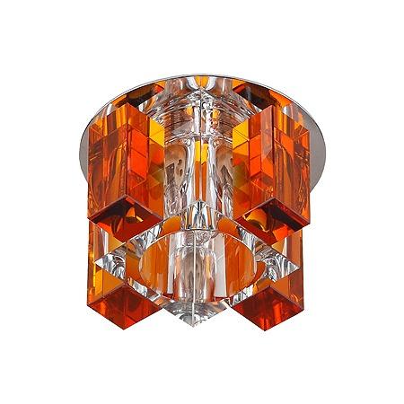 Купить Светильник потолочный светодиодный Эра DK63 CH/WH/BR