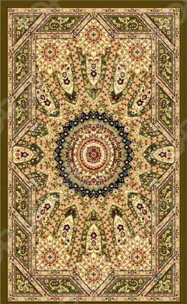 Ковер Kamalak tekstil УК-0484 ковер kamalak tekstil ук 0484