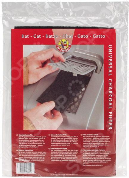 Фильтр для кошачьих туалетов Beeztees Universal CharCoal