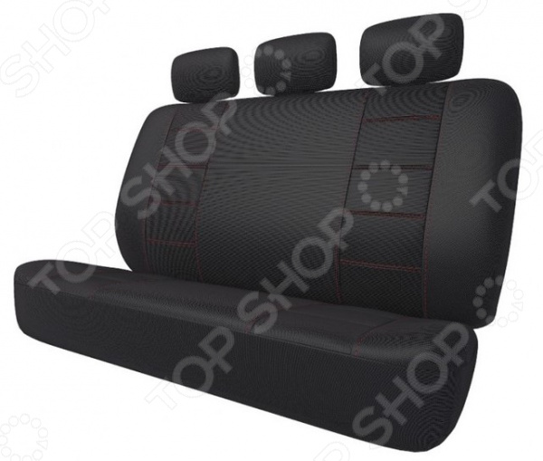 Фото - Набор чехлов для задних сидений Airline Renault Duster (17-), «Лима» ACCS-L-52 авто