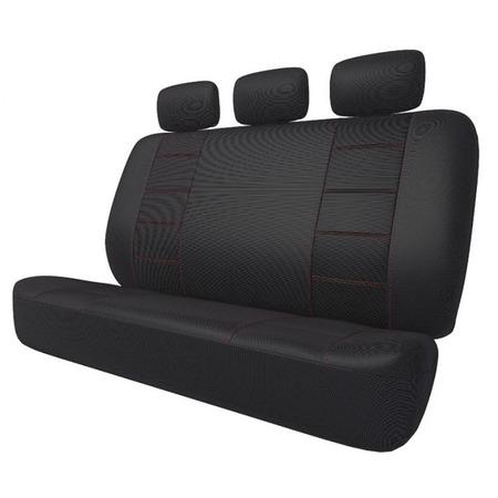 Купить Набор чехлов для задних сидений Airline Renault Duster (17-), «Лима» ACCS-L-52
