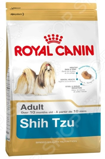 Корм сухой для собак породы ши-тцу Royal Canin Adult Shih Tzu