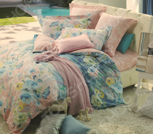Комплект постельного белья La Noche Del Amor А-588 la noche del tamarindo