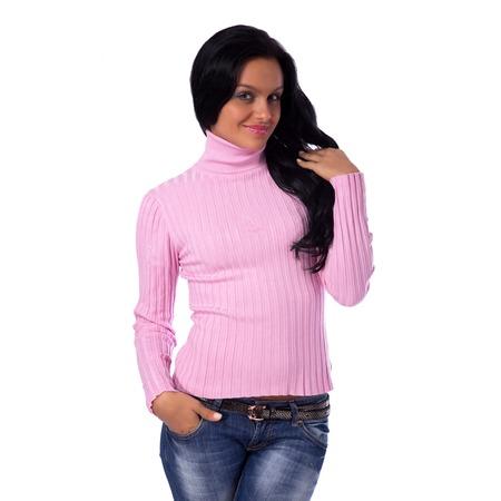 Купить Свитер Mondigo 9035. Цвет: бледно-розовый