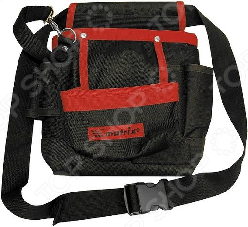 Сумка-пояс для инструмента MATRIX 90241 сумка для инструмента matrix 90256