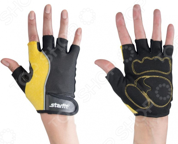 Перчатки для фитнеса Star Fit SU-108 Star Fit - артикул: 1563870