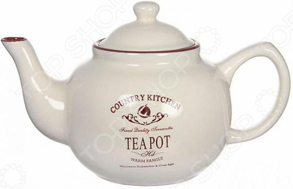 Чайник заварочный Terracotta «Кухня в стиле Кантри»
