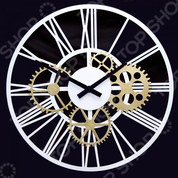 Часы настенные MEVOCLOCK «Рим 3D» П008