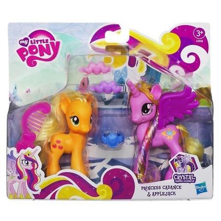 Купить Набор игровой Hasbro A2658 Принцессы Эпплджек и Каденс