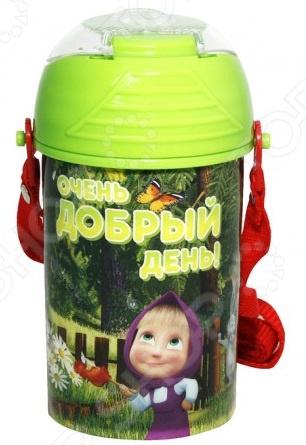 Бутылочка детская «Маша и Медведь» MBPFB400-02