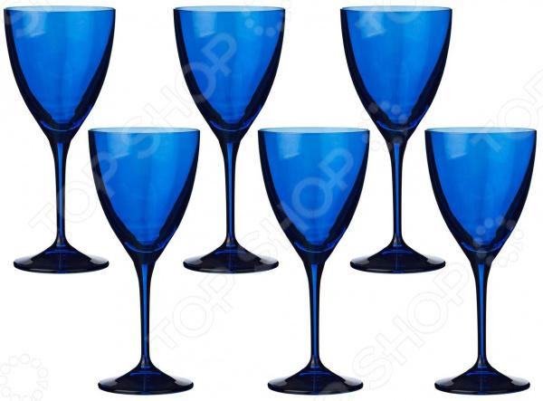 Набор бокалов для вина Bohemia Crystal Kate 674-579