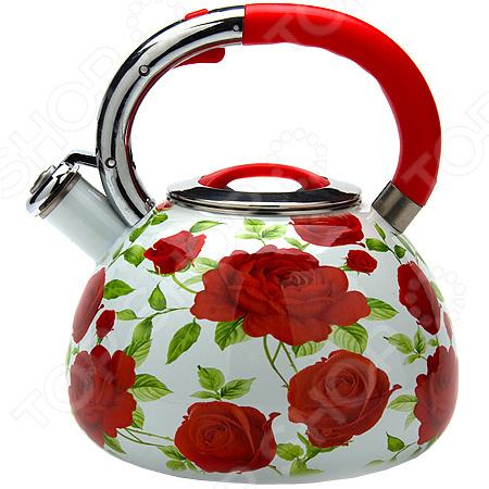 Чайник со свистком Mayer&Boch MB-23852