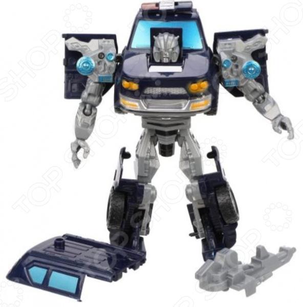Робот-трансформер Наша Игрушка «Машина» 2710-1A