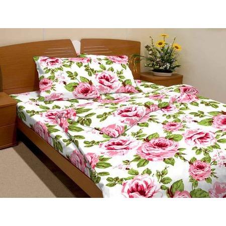 Купить Комплект постельного белья Fiorelly «Пионы». 1,5-спальный