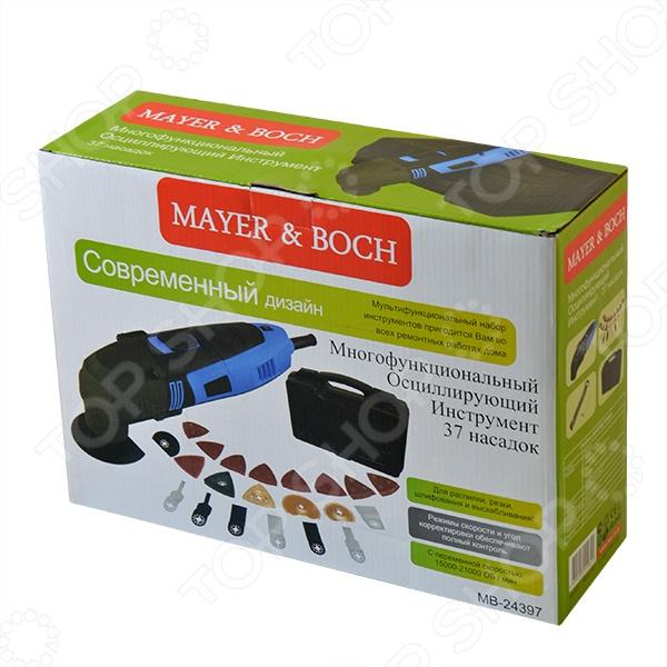 Инструмент универсальный Mayer&Boch Реноватор