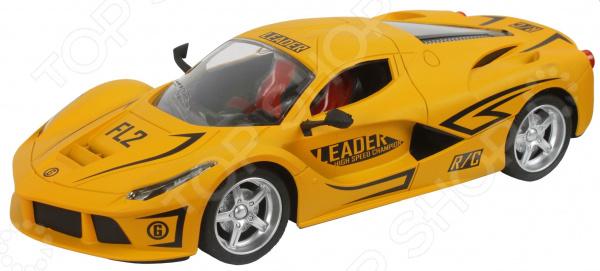 Машинка на радиоуправлении 1 Toy Leader «Драйв»
