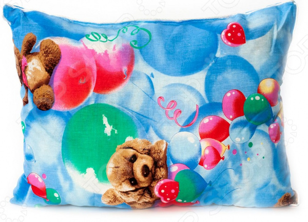 Подушка детская Cleo «Юнга» 017-PD