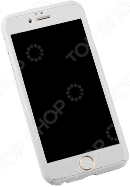 Чехол с защитным стеклом для iPhone 6/6S 360