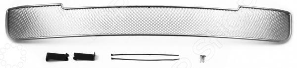 Комплект внешних сеток на бампер Arbori для Nissan X-Trail, 2007-2010