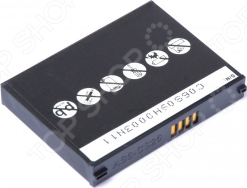 Аккумулятор для карманного компьютера Pitatel SEB-TP1104 аккумулятор для телефона pitatel seb tp321