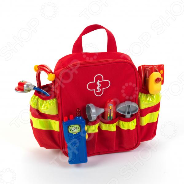 цены Игровой набор для ребенка Klein «Набор спасателя»