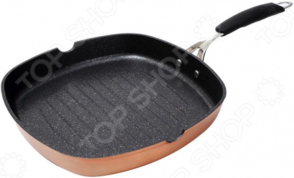 Сковорода-гриль Bergner BGIC-1004 Infinity Chefs