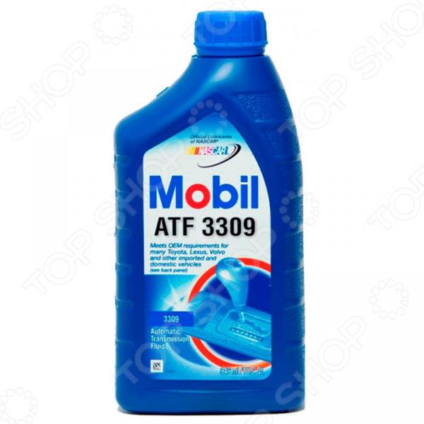 Масло трансмиссионное синтетическое Mobil MOB-ATF-3309-1L