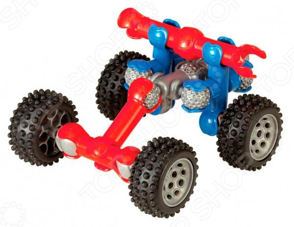 Конструктор шарнирный ZOOB MOBILE Racer