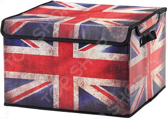Кофр EL Casa «Британский флаг»