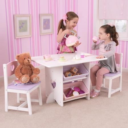 Купить Набор мебели детский KidKraft «Сердце»
