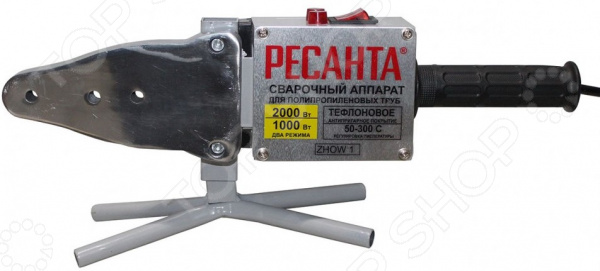 Аппарат для сварки пластиковых труб Ресанта АСПТ-2000