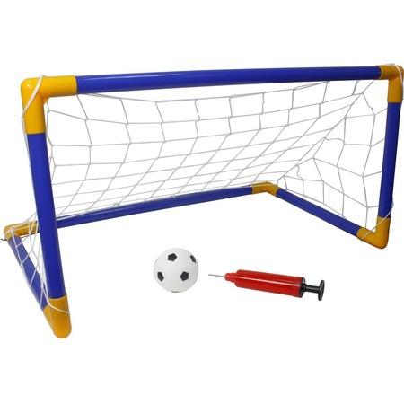 Купить Ворота футбольные 1 Toy Т59935